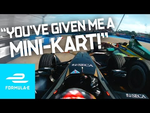 Formula E's Best Burns: Most Controversial Moments