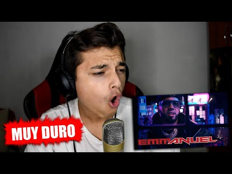 [Reaccion] Anuel AA , Bad Bunny – Hasta Que Dios Diga ( Video Oficial ) Emmanuel