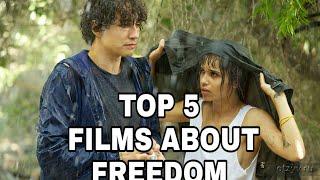 ТОП 5 фильмов  для подростков . Свобода  . Драйв. Любовь.