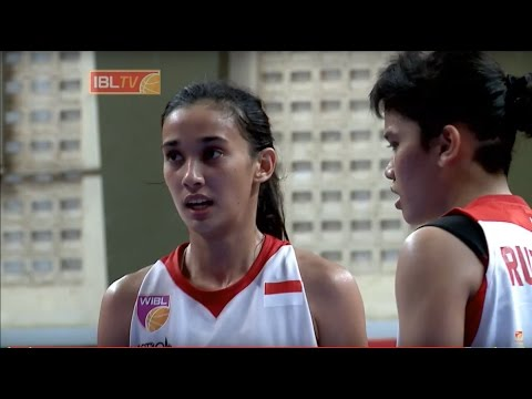 WIBL 2016 MERAH PUTIH PREDATORS JAKARTA vs TOMANG SAKTI MERPATI BALI