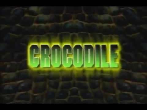 Crocodile trailer