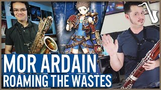 Xenoblade Chronicles 2: Mor Ardain - Roaming the Wastes Jazz Arrangement || insaneintherainmusic