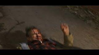 Тонни избивает  мужчину  на улице . 13 причин почему 2 сезон