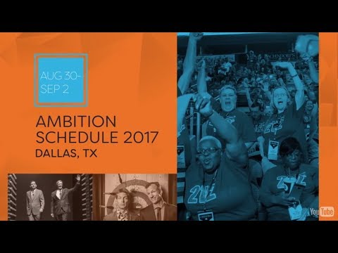 AMBITION 2017 Preview | Ambit Energy
