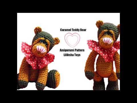 FREE PATTERN: Tiny Teddy Bear – Kristi Tullus | 360x480