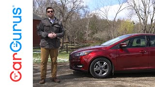2016 Ford Focus | CarGurus Test Drive Review