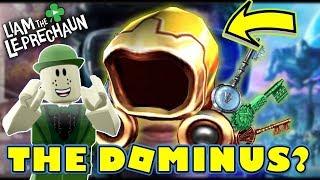 Encontré el 💥 DOMINUS 💥 EN ROBLOX EGGHUNT TRASH!?