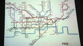 一分でわかるロンドン地下鉄の歴史