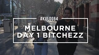 Download Video #KVLOG64 - MELBOURNE DAY 1 BITCHEZZ MP3 3GP MP4