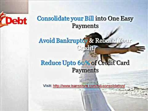 How to Consolidate Your Credit Card Bills