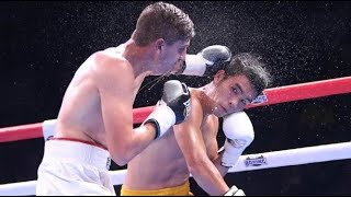 VSP Boxing - Tommy Mercuri Jr vs Vu Thanh Dat
