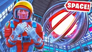 ESCAPE The SPACE Station To SURVIVE w/ Lachlan
