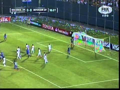Nacional Vs. Defensor Sporting 1er tiempo