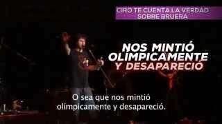 Andrés Ciro Martínez te cuenta la verdad sobre Bruera