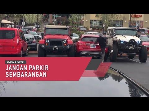 Jangan Parkir Sembarangan