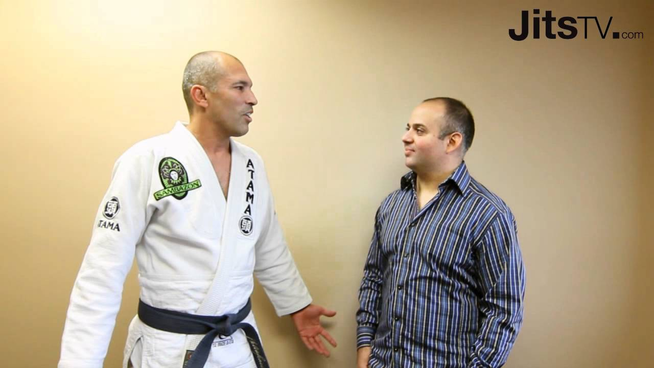 Royce Gracie Royce Gracie Interview