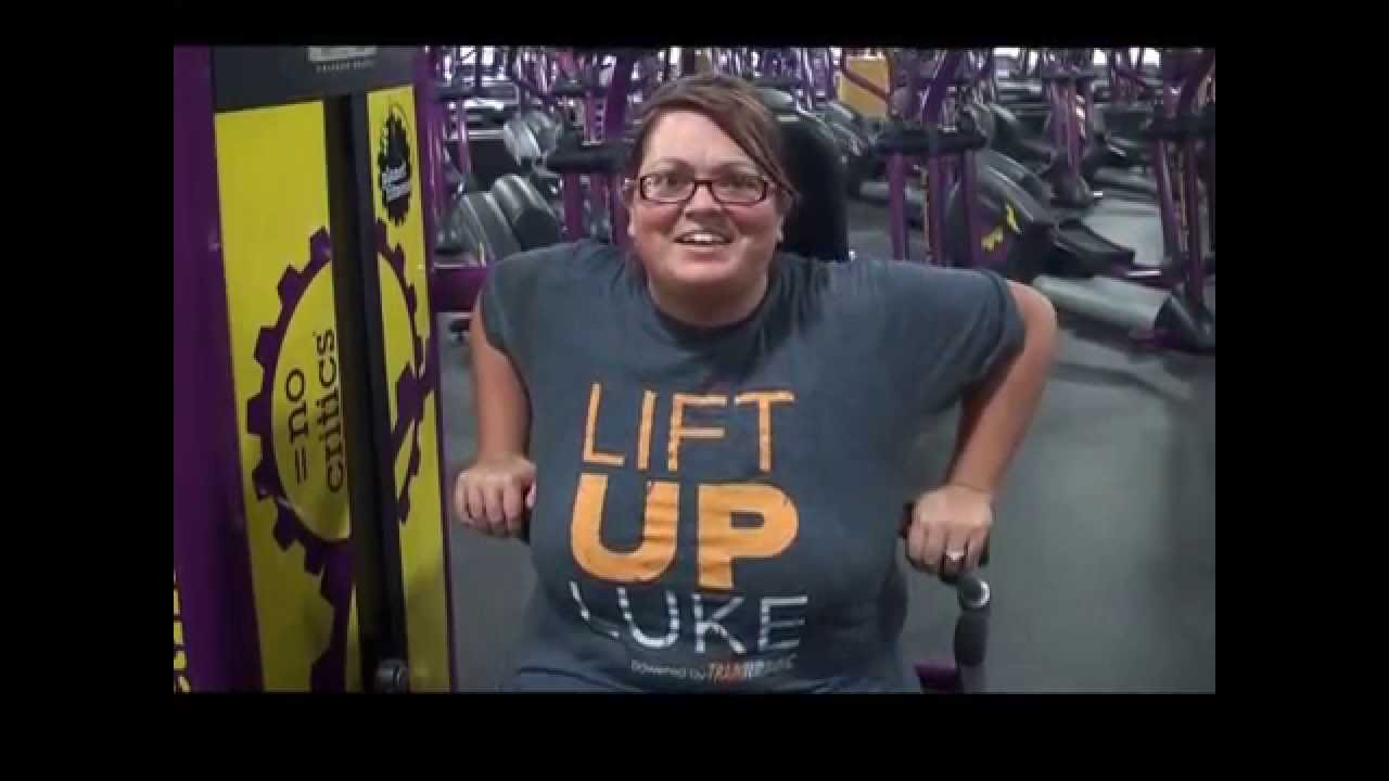 Workout Wednesday - Plus Size Planet Fitness Workout Video - YouTube