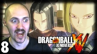 Номер 17, 18 и Селл [Dragon ball Xenoverse]#8