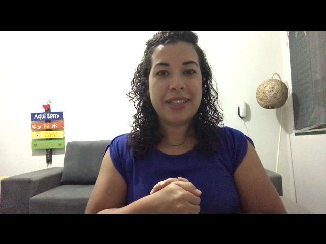 Aula 2 - Caráter e perseverança - Paula Oliveira