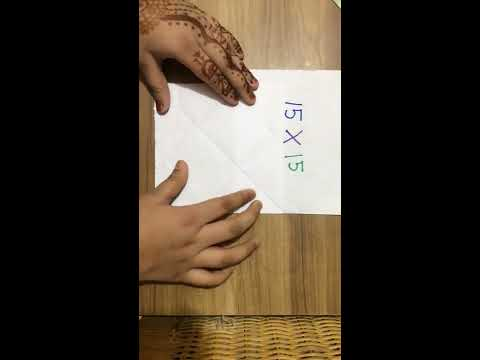 How to make paper message card** DIY message card**😍😍