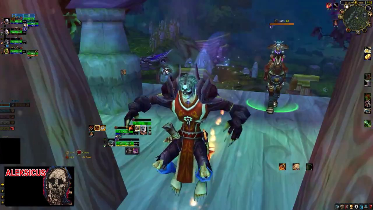 Classic Vanilla WoW |- POWERFUL ROGUE PvP - Best Weapons -|