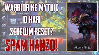 [LIVE MOBILE LEGENDS] SKUYKAN [7/10 HARI]