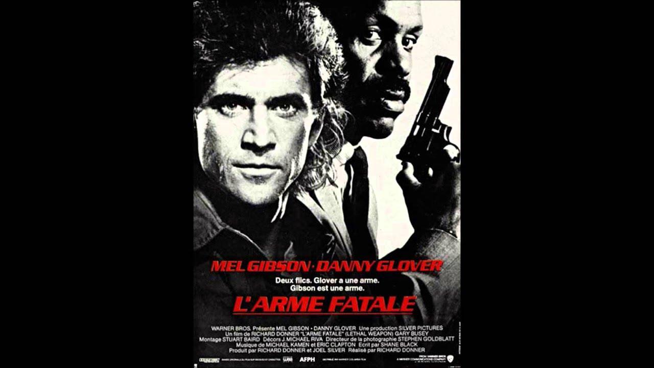 Larme Fatale Meet Martin Riggs Michael Kamen
