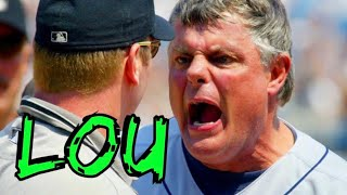 Lou Piniella getting VERY Pissed Off