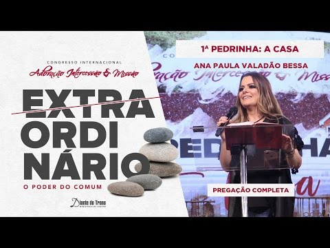 Congresso Diante do Trono - Extraordinário 13/04/17 - Noite
