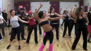 Gen Zumba Belly Dance Alabina Ya Habibi Yalla