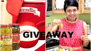 GIVEAWAY Pep up Party with Pickled Peppers from Mezzetta's Bold, Bright Summer Giveaway