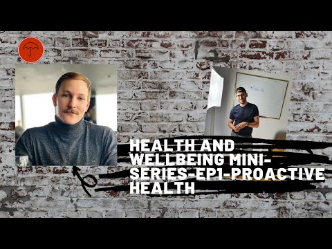 Health and Well being Mini Series- Proactive health with Konsta-PODCAST-ep73