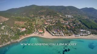 Short version Video Promozionale Camping Appartamenti Tallinucci - Isola d'Elba Video con Drone 4K