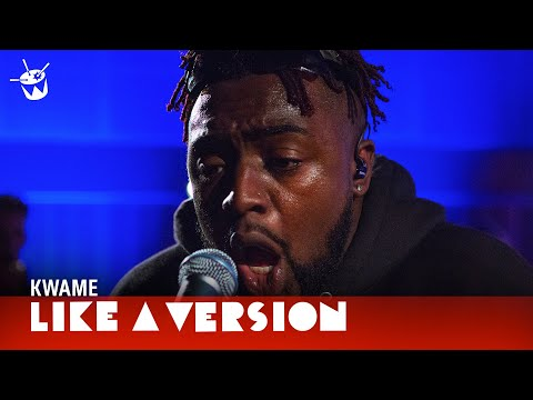 Kwame covers Kendrick Lamar 'Alright' for Like A Version Mp3