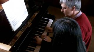 Lennox Berkeley : Sonatina for piano duet Op.39 (1954)