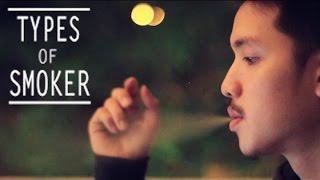 Types of Smoker (Tipe Perokok)