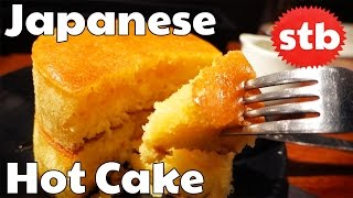 Diabetes Quest: Mijinko Japanese Pancake // Foodporn with SoloTravelBlog