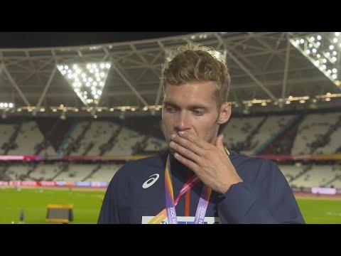 WCH 2017 London– Kevin Mayer FRA Decathlon Gold