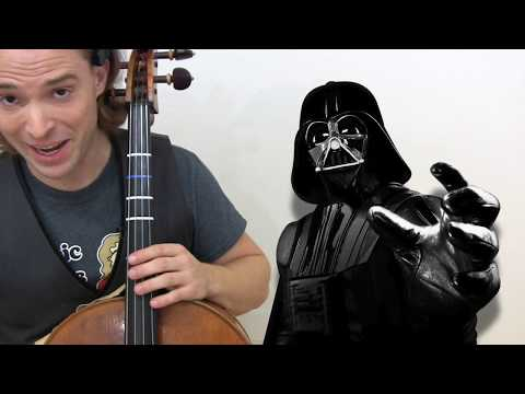 STAR WARS IMPERIAL MARCH Cello Lesson