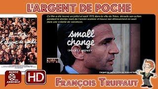 L'argent de poche de François Truffaut (1976) #MrCinéma_45