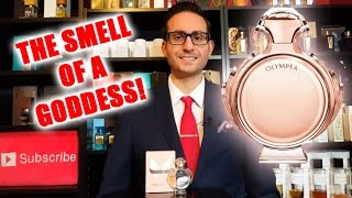 Olympea by Paco Rabanne Fragrance / Perfume Review