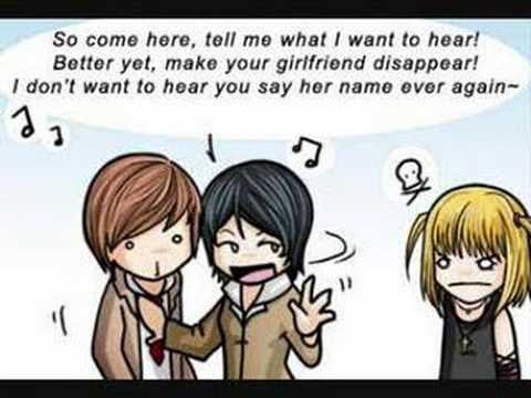 Death Note - Girlfriend