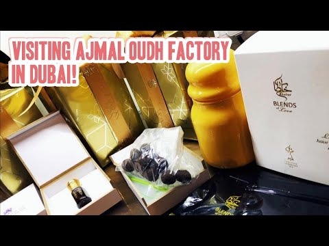 Dubai Perfume Experience - Meeting Oud Legends