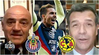 ¡Análisis! GOLEADA del América 3-0 a las Chivas en el CLÁSICO NACIONAL de Liga MX | Futbol Picante