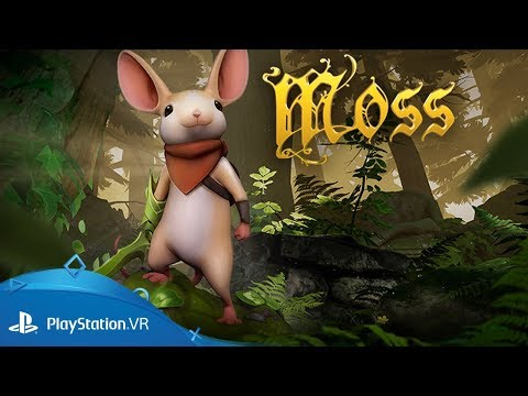 Moss | Launch Trailer | PlayStation VR
