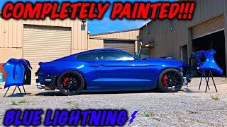 Rebuilding A Wrecked 2017 Mustang GT Part 14