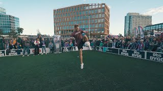 New World Record - Most Triple Around The World I Guinness World Records Book