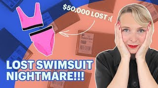 $50,000 Worth of Bathing Suits got Lost in the Mail | Comeback Story