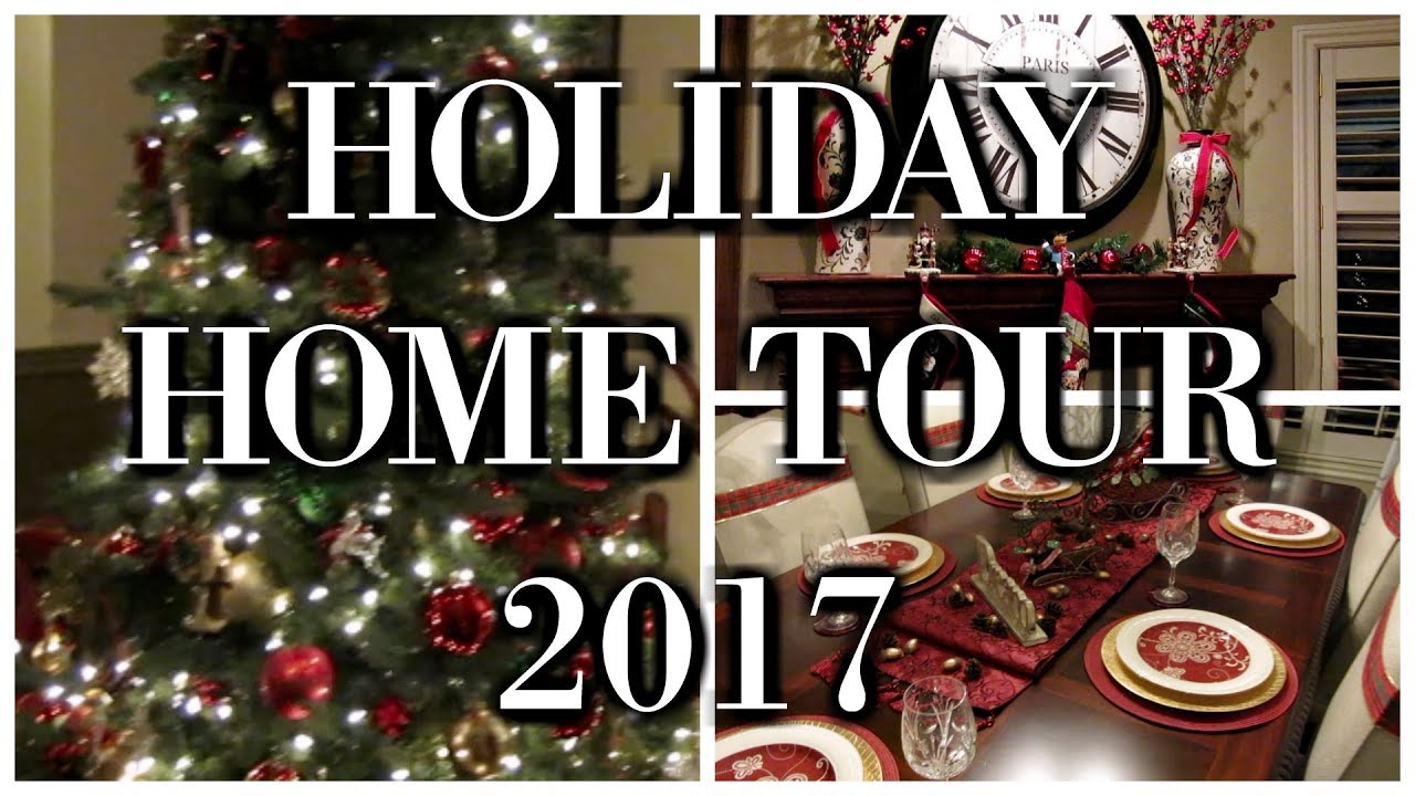 CHRISTMAS DECORATIONS HOUSE TOUR 🎄🎄🎄