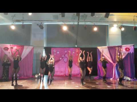 Mix Dance con el Ballet Juvenil de la A.A.I Luces, Fama y Acción 2016